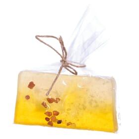 Organiczne mydło z miodem i cytryną
