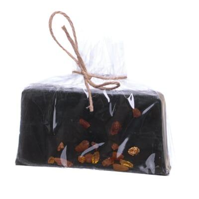 Organiczne mydło z węglem aktywnym
